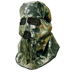 Hunting Primos Ninja Cotton Full-Hood Face Mask - Mossy Oak New Break-Up  $7.42
