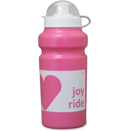 Fitness Offering easy access to water when they're on the go, the kids' CycleAware Joy H20 water bottle is made with BPA-free plastic and features a protective lid to help keep the bottle's cap clean. - $1.93