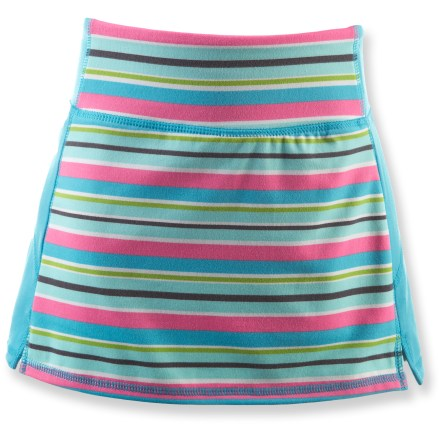 The SOYBU Giana skort offers cute comfort and coverage for girls on the go. - $19.93