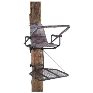 Hunting Guide Gear Deluxe Fixed Tree Stand  $59.99