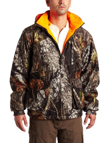 Hunting Yukon Gear Men's Reversible Infinity Insulated Parka Jacket