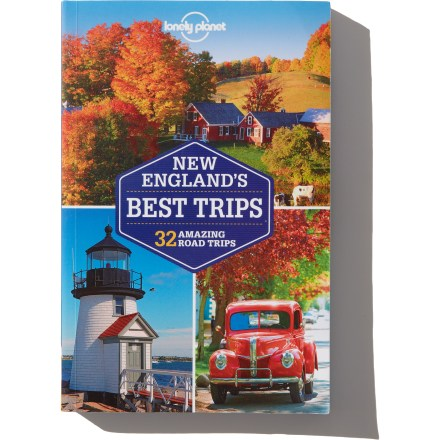 Ready for the freedom of the open road, but need a few ideas? From Portsmouth to Cape Cod and beyond, Lonely Plant Guides New England's Best Trips offers 32 road trips throughout the region. - $22.98