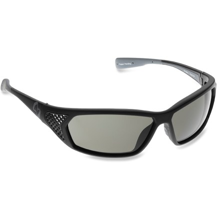 Camp and Hike Eyewear protection for year-round use, the Native Andes polarized sunglasses feature interchangeable lenses to protect your eyes from sunshine and glare any time of the day. - $129.00