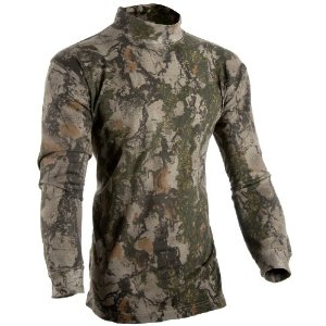 Hunting Yukon Gear Long Sleeve Mock Neck Tshirt $29.99