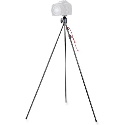 Entertainment The ultra-compact Tamrac ZipShot Mini tripod weighs in at a scant 9 oz. It's easy to carry and sets up in seconds. Say goodbye to heavy, bulky tripods that take precious time to put in place. - $19.93