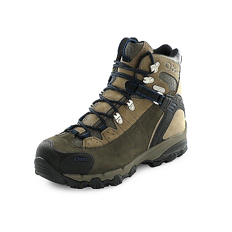 Camp and Hike Free Shipping. Oboz Men's Wind River II Boot DECENT FEATURES of the Oboz Men's Wind River II Boot Waterproof Nubuck Leather and High Abrasion Resistant Textile Oboz BDry Waterproof/Breathable Membrane TPU Heel Counter Molded Rubber Toe Rand BFit Lacing System Gender Specific Collar Height BFit Deluxe Dual Density EVA Asymmetrical PU Heel Pod Nylon Shank The SPECS Weight: 1/2 pair: 24.8 oz - $185.00