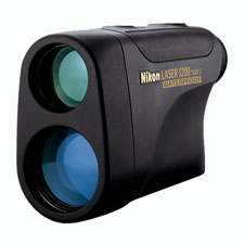 Hunting NIKON Monarch Gold Laser 1200 7x25 Rangefinder   $399.95