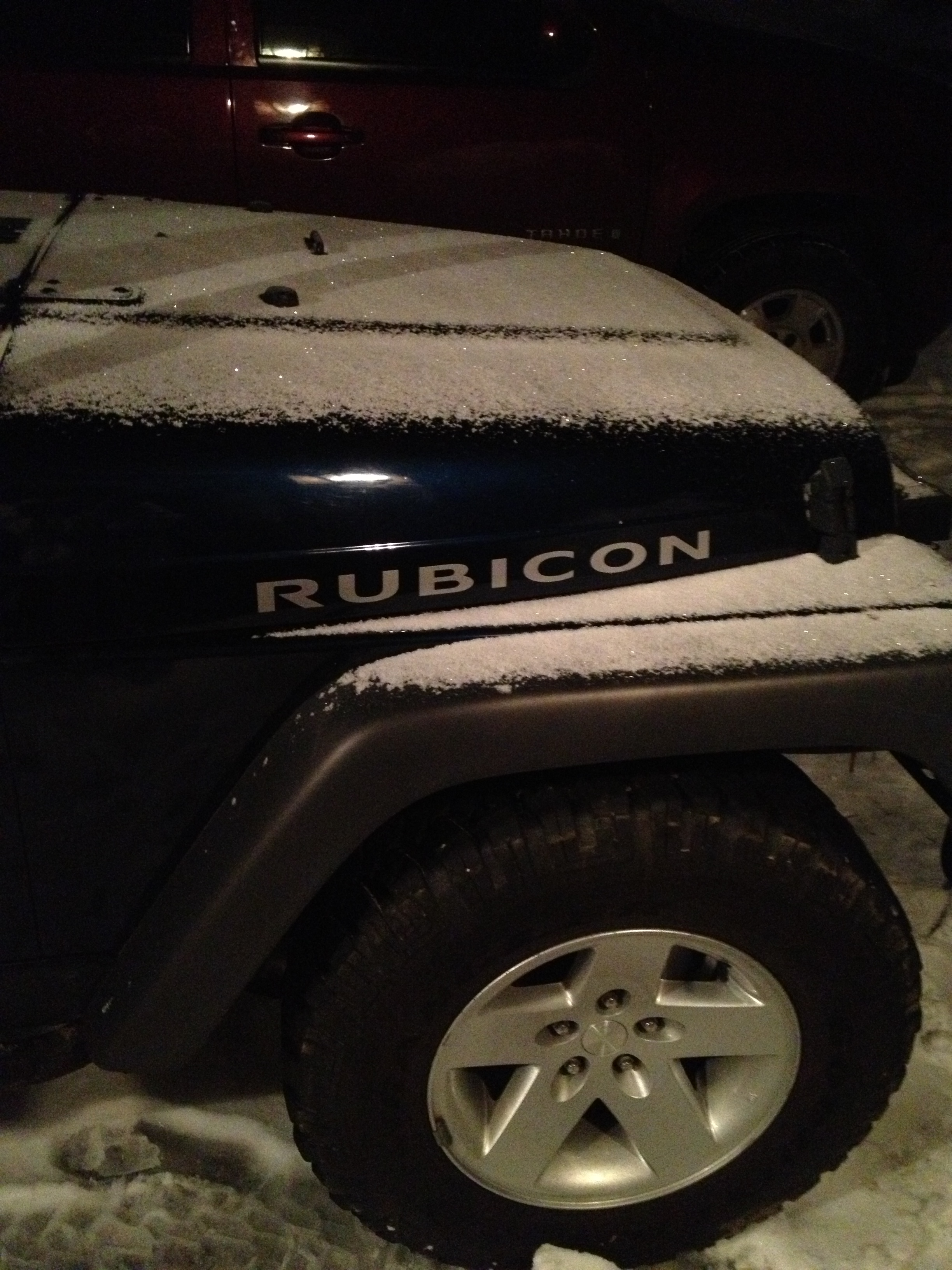 Motorsports 4x4, Fresh Snow!, 2005 Jeep Rubicon