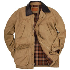 Hunting SCHNEE'S Powder Horn Field Coat Lined $295
