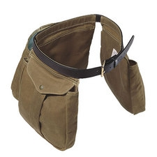Hunting FILSON Tin Cloth Shooting Bag   $120