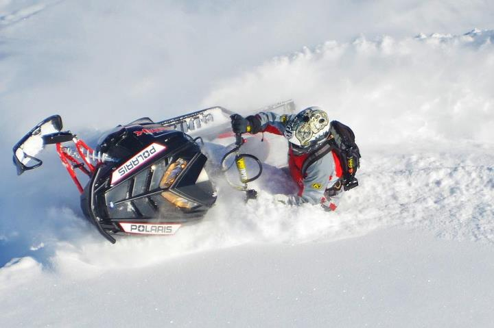 Snowmobile KlimUSA