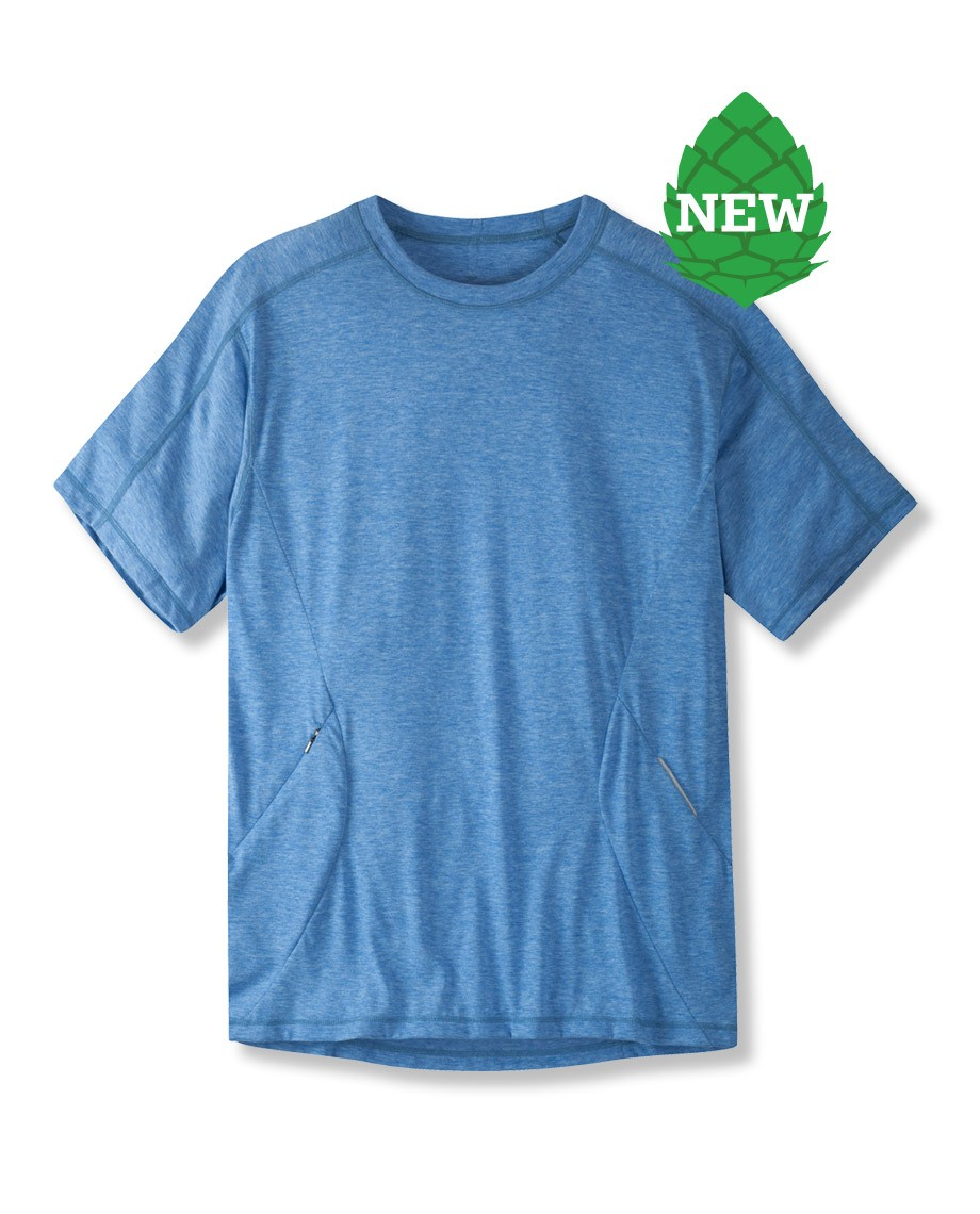 Entertainment This smart all purpose tee is Stio s staple for highly active endeavors. Made with drirelease - $15.00