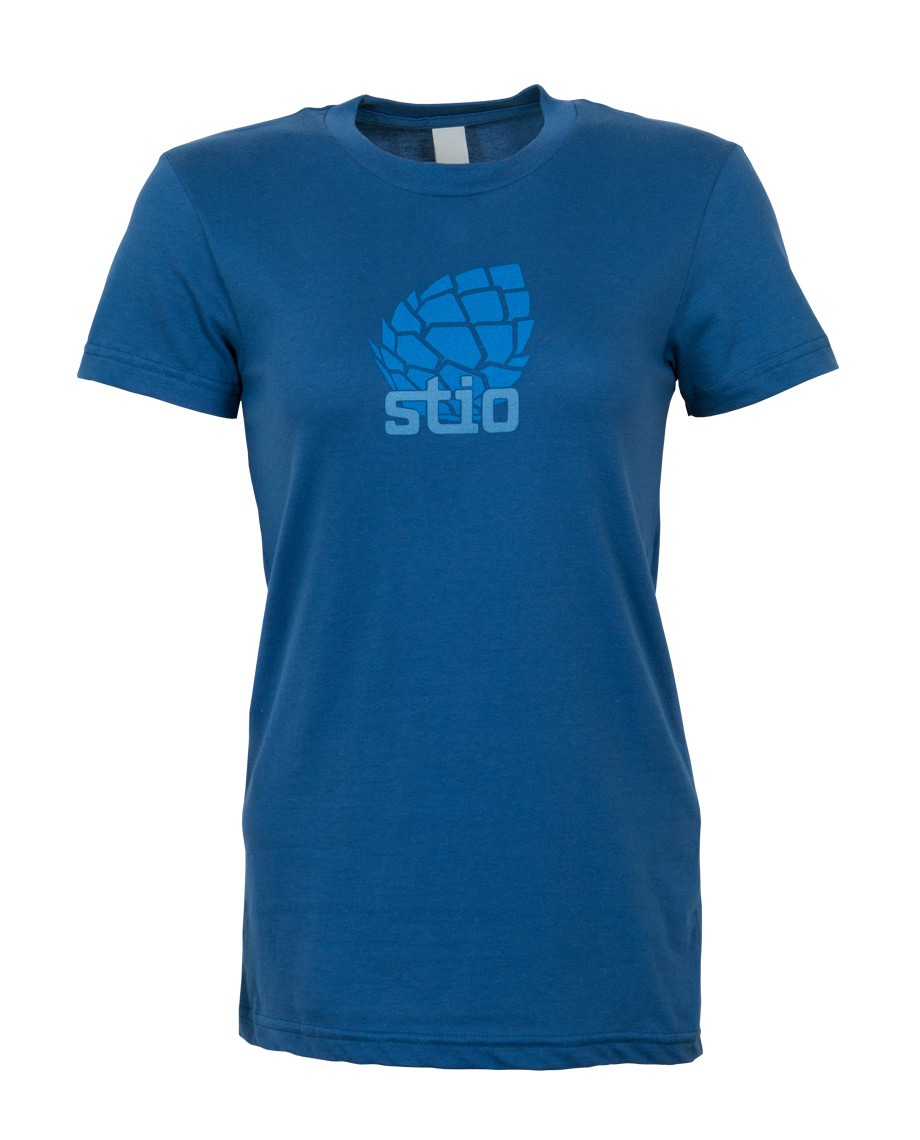 The Stio Pinecone gets the sideways treatment in this classic fine jersey tee._ - $12.50