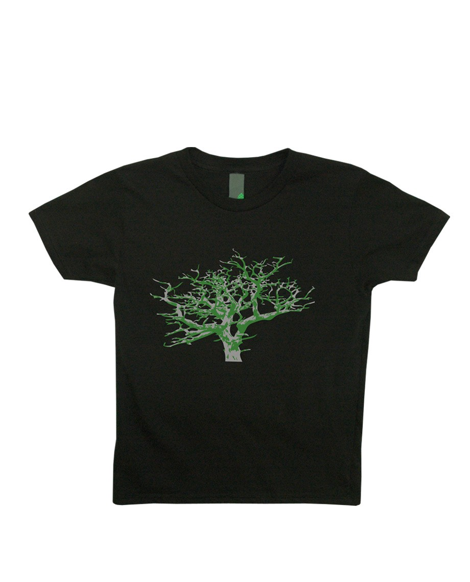 Entertainment This organic cotton fine jersey tee features our whitebark pine tree._ - $25.00