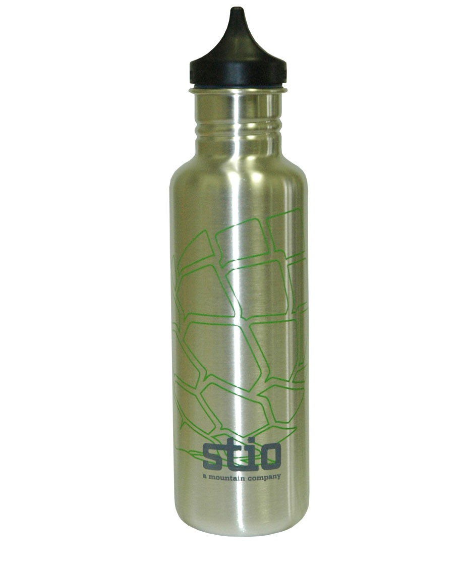 Fitness The classic 27 oz 18/8 food-grade stainless steel bottle with a slim design and rounded corners. - $30.00
