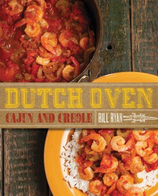 If you love Louisiana-style cooking, you need the Dutch Oven Cajun and Creole Book. Bill Ryan, president and founder of the Louisiana Dutch Oven Society, serves up some Louisiana favorites and shares many of his prize recipes and tips for cast-iron cooking. Follow Bills expert advice and youll be serving up shrimp creole, dirty rice and crawfish etouffee like a true Cajun. And if that isnt enough, give Mardi Gras rolls or lime-coconut buttermilk pie a try. 128 pages. Hardcover. Type: Cooking & Food Processing Books. - $14.39