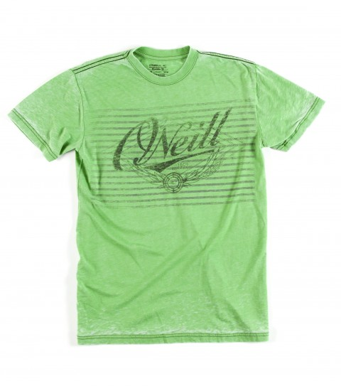 Surf O'Neill Represent Tee.  100% Cotton.  Screenprint. - $22.00