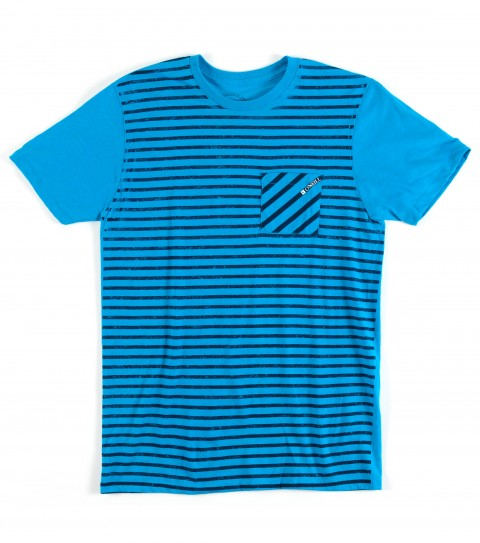Surf O'Neill Rally Point Tee.  100% Cotton.  Screenprint. - $22.00