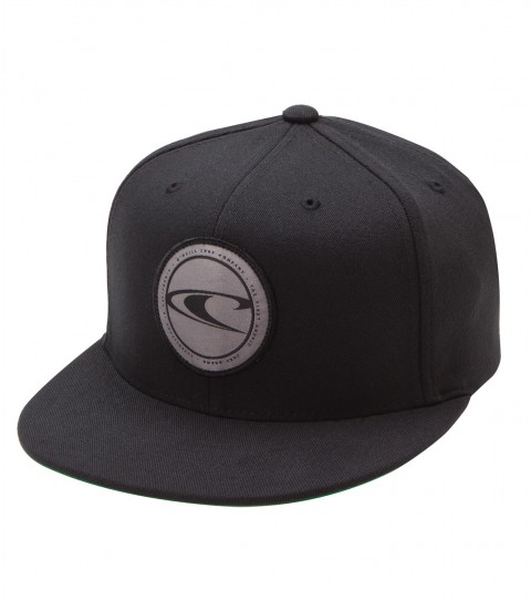 Surf O'Neill Stadium Hat.  J fit performance fabric hat with vintage inspired HDMD merrowed edge front patch and rear direct embroidery. - $16.99