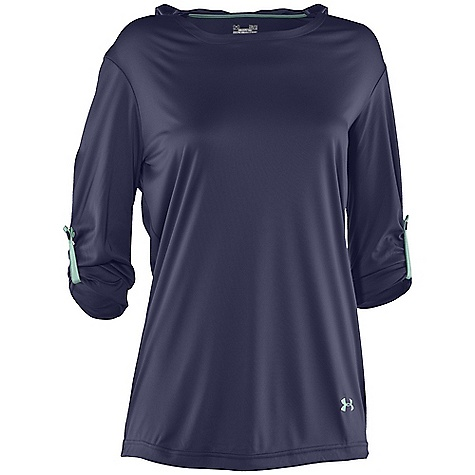 Fitness Free Shipping. Under Armour Women's Sedona Ether Hoody DECENT FEATURES of the Under Armour Women's Sedona Ether Hoody Super-soft Feather-light fabric eliminates the bulk for faster Lighter Cooler performance 50+ UPF protects your skin from sun Damage and premature aging Us hoody silhouette Sleeve roll tabs The SPECS Weight: 3.2 oz Fabric: 100% Polyester - $49.95