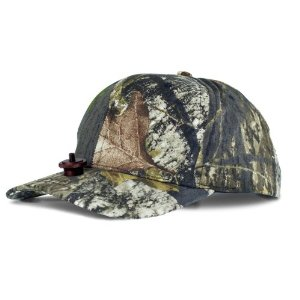 Hunting Hatcams One Size Hat with Universal Camera Mount - compatible w/any tripod mountable camera   $25