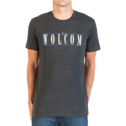 Surf Volcom Bar Lights Slim T-Shirt - Short-Sleeve - Men's - $24.95