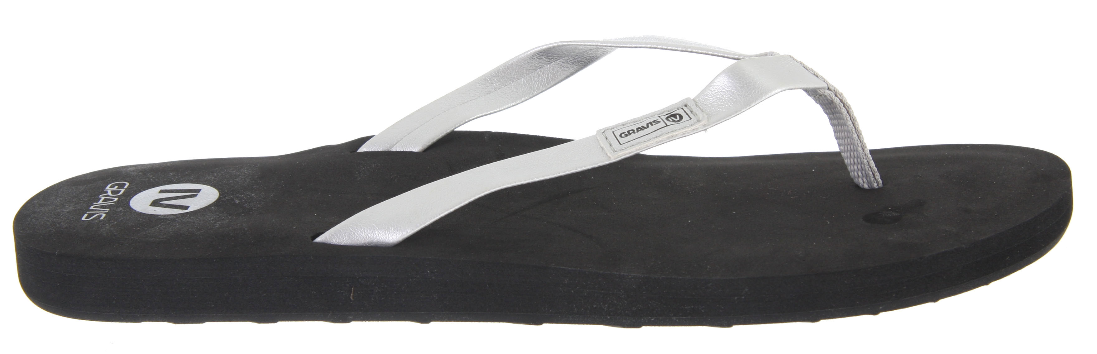 Surf The Gravis Spritzer Sandals offers such a fresh look, it's perfect for summer. Featuring a light T-strap design, its dainty appearance adds a nice feminine touch. The arch support provides great comfort, perfect to wear around town. Hit the beach with the Gravis Spritzer Sandals this summer and enjoy the sun. You'll look like you're ready for summer.Key Features of the Gravis Spritzer Sandals: Thin Webbing Arch Support EVA Topdeck - $11.95