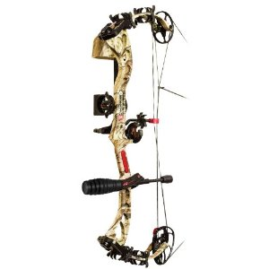 Hunting PSE Bow Madness XS Ready - to - Shoot Compound Bow Package   $600