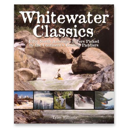 Wake Features 50 North American rivers picked by the continent's leading paddlers--from the jungles of Mexico to the tundra of Alaska. - $12.93