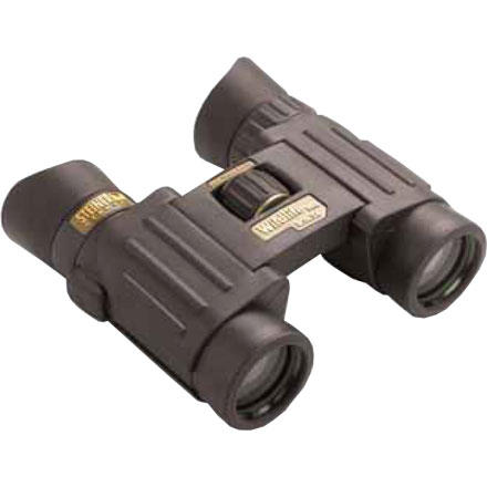 Camp and Hike The Steiner Wildlife Pro 8.5x26 Binoculars should come to mind first when you need high-quality glass but don't want to carry around an extra two pounds of optics. At only 9.7oz, the Wildlife Pro 8.5x26 Binoculars offer a durable, water-resistant alloy body as well as multi-coated glass for excellent optical clarity. These Steiner binoculars make a great pick for bird watchers and naturalists venturing far into the woods, as well as climbers and mountaineers who need an easily portable glass to scope a new line. - $319.95