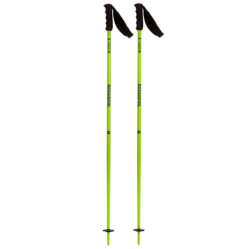 Ski Rossignol Jib Pro Ski Poles - The Jib Pro is a freeski/park and pipe pole with a durable, lightweight aluminum shaft and Moto Pro grip. Able to insure control going across rails and boxes the Jib Pro is perfect for park laps or just doing some free-riding with friends . Warranty: One Year, Gender: Mens, Basket Type: Standard, Shaft Material: Aluminum, Ski Gear Intended Use: Freestyle, Model Year: 2012, Product ID: 307744, Shipping Restriction: This item is not available for shipment outside of the United States., Model Number: RD13000 110, GTIN: 3607681112946 - $49.99