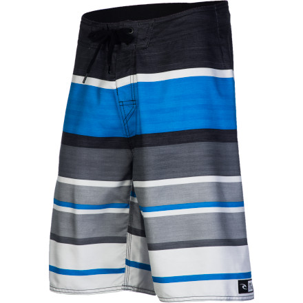 Surf Whether you're getting your surf on at the break or getting intense in a game of beach soccer, the Rip Curl System Men's Board Short offers lightweight comfort. No matter how you get your kicks, the System wants in. - $29.67