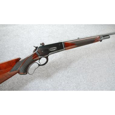 Hunting Winchester Customized Model 71 .348 Win.