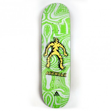 Skateboard AIRWALK 25TH ANNIVERSARY OLLIE MAN SKATE DECK