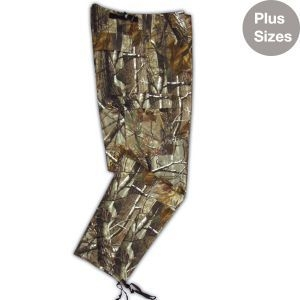 Hunting Realtree 6-Pocket Camo Pants   $27.95