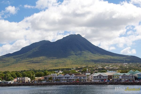 Entertainment Thinking about visiting a Caribbean island anytime in the future? Check out what it's like hiking and biking on the caribbean island of Nevis!! 