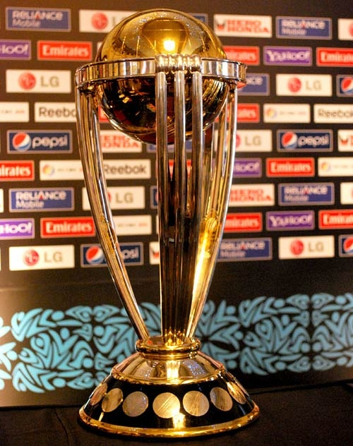 Sports ICC Cricket World Cup Trophy