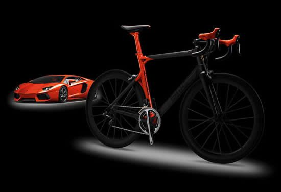 Auto and Cycle Lamborghini road bike
