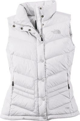 This classic vest boasts 700-fill-power goose down to keep you warm in the coldest conditions. Features a slim fit with snap-reinforced zip closure, brushed chin-guard lining and hem cinch cord. Handwarmer pockets and internal chest pocket. Nylon taffeta. Imported. Sizes: S-XL. Colors: Retro Pink, Black, White, Weimaraner Brown. - $89.88