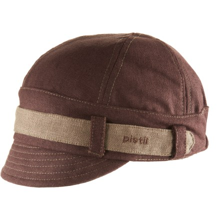 Entertainment The jockey-inspired Pistil Parker hat will add a burst of personality to your outfit. - $16.83