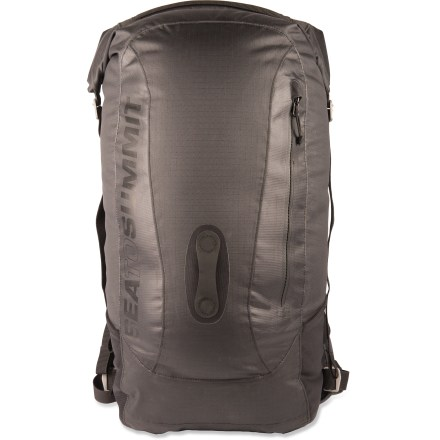 Camp and Hike The sleek Sea to Summit Rapid 26L DryPack bag helps keep your gear snug and dry while you enjoy water sports or other outdoor adventures in wet, rainy or snowy weather. - $135.93