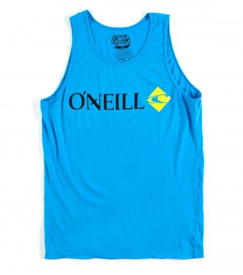 Surf O'Neill Frontside Tank.  100% Cotton.  30 singles modern fit tank with softhand screenprint. - $12.99