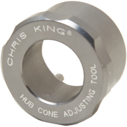 MTB Get your hub cones sitting just right on those fancy Chris King hubs of yours with the Hub Cone Adjusting Tool. - $28.95