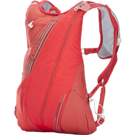 Fitness The Pace 3 Hydration Backpack's slim profile and secure, women's-specific fit make it the perfect partner for your next training session or adventure race. - $98.95