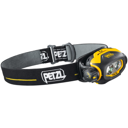 Climbing Loaded with features that other companies haven't even dreamed up yet, the Pixa 3R is the high-tech, rechargeable workhorse of Petzl's headlamp line, and it will quickly become your go-to light source when you need a powerful, reliable light source. Petzl's exclusive configurable lighting lets you configure the amount of power versus burn time that you need for each lighting mode, so you can decide on burn time and beam shape for the perfect light for the job every time. - $105.00