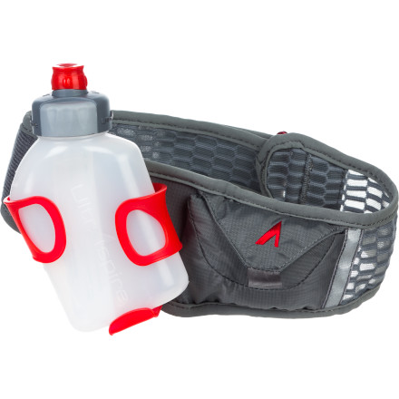 Camp and Hike Train or race wisely with the Ultraspire Ionize Hydration Belt. Ergonomically and intuitively designed, the Ionize works well alone on short training or race sessions, and it can be added to your other belt configuration for additional support on longer runs. - $31.25