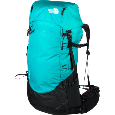 Camp and Hike The North Face Women's Matthes Crest 68 Backpack is not only a multi-day pack, it's a multi-season pack as well. Unlike most large trekking packs, the Matthes Crest has ski loops that are designed to carry your boards with stability over varied, uneven terrain. The Matthes Crest also features The North Face's most advanced harness system to allow you to carry large, heavy loads comfortably over just about anything. - $287.16