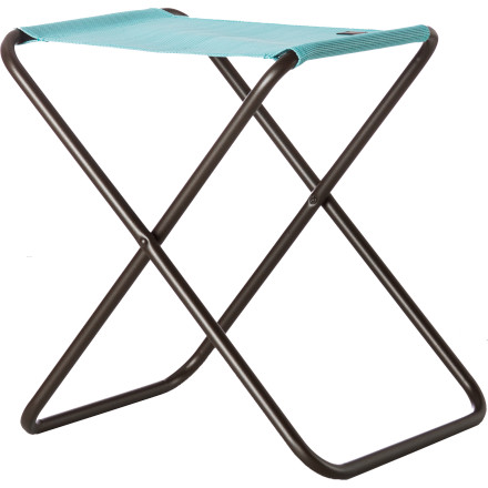 Camp and Hike The Lafuma PH Camp Stool makes it easy to bring your chair with you. Campfires and backyard cookouts are a lot more fun if you have a little space between you and the dirt, and it can be difficult to enjoy even the best barbeque if you're evading ant attacks. This folding stool lets you enjoy the outdoors in a bit more comfort and with a bit less dirt on your backside. - $19.95