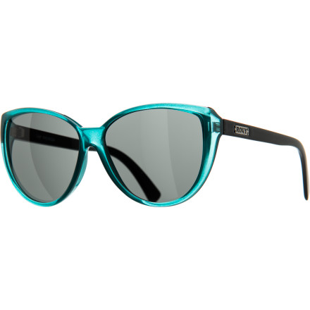 Camp and Hike Keep your look simple and stylish this summer in the Roxy Twiggy Women's Sunglasses. They have a classic shape for a timeless style that looks good with any outfit and works for any occasion. - $90.00