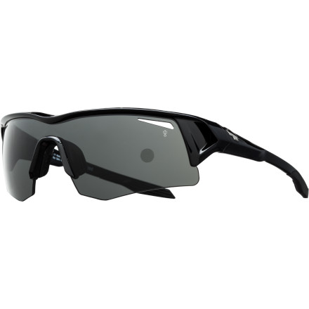 Camp and Hike Give your riding a boost without the shady doctors with the Spy Screw Polarized Sunglasses. Scoop ventilation design prevents fogging when you're huffing and puffing, and the lenses can be changed quickly and easily when conditions suddenly change. The lenses are polarized so you don't get thrown of by distracting glare and Hytrel nose and temple pads keep the Screw firmly in place for the entire ride. - $125.97